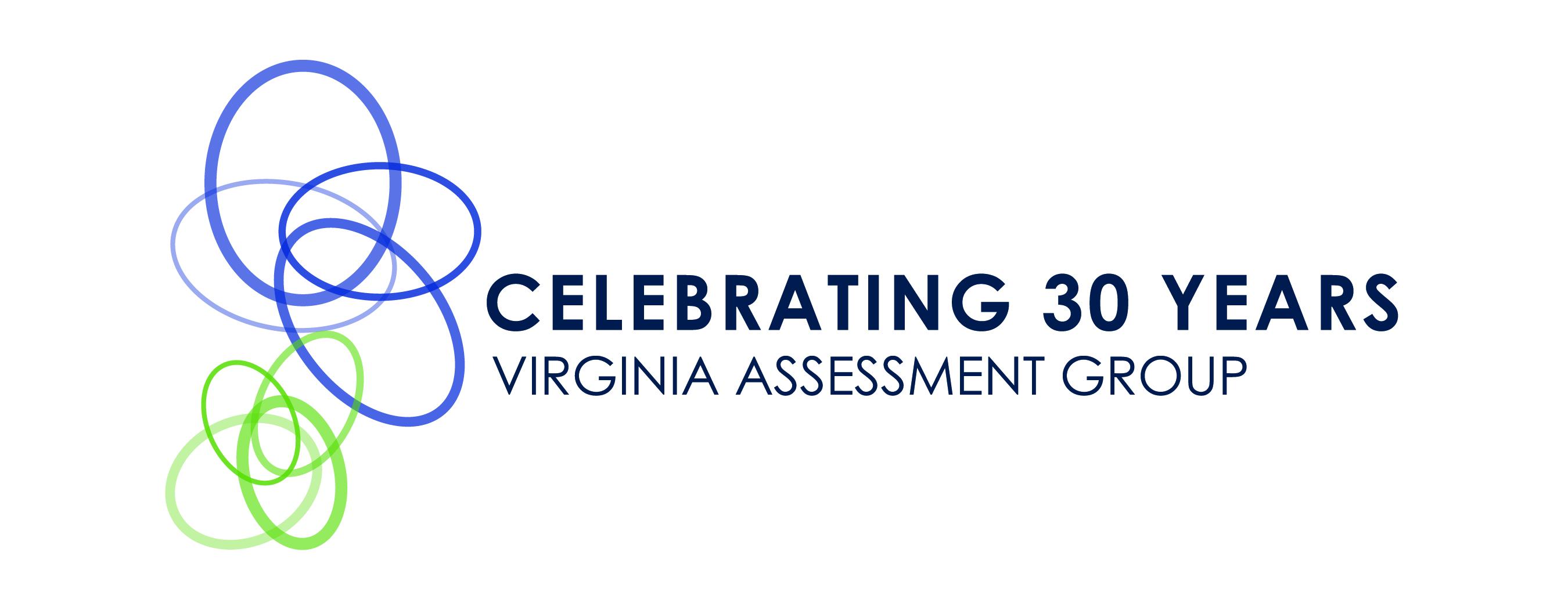 VAG 30th anniversary logo