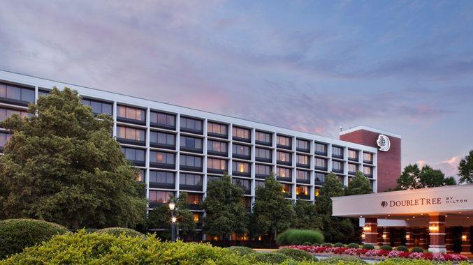 Doubletree Hilton Charlottesville