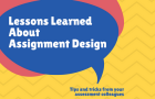 Piloting Assignment Design Workshops